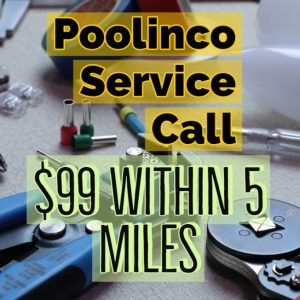 Poolinco Service Call