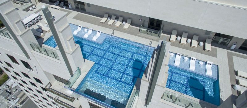 Poolinco Today Asked to Maintain The Swimming Pool At The Wilshire Building River Oaks